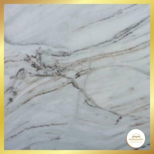 Makrana Brown Statuario Marble-MMPL