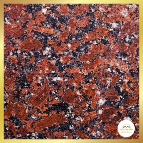 Red Granite Collection