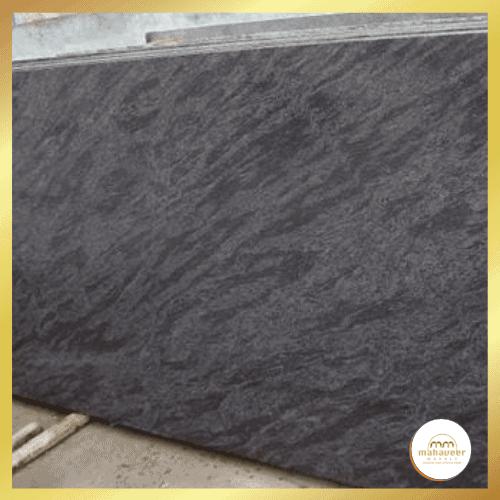 Silky Blue Granite