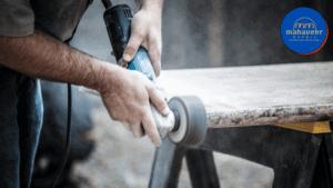 Grinder Granite Countertop