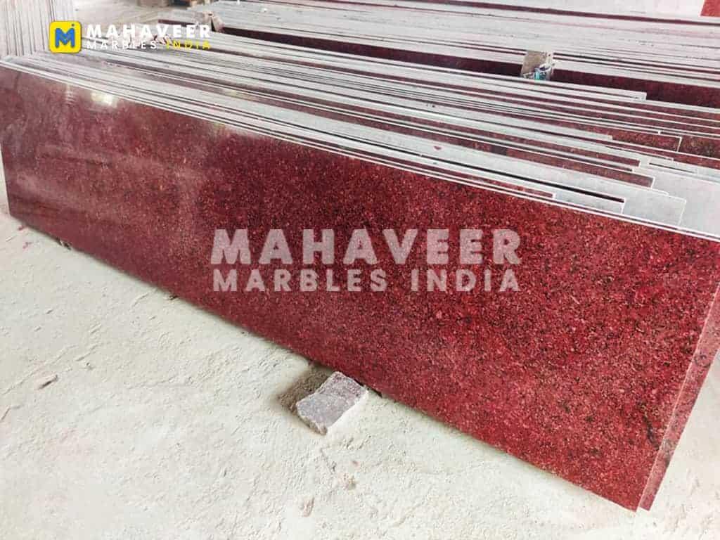 Red Ruby Granite