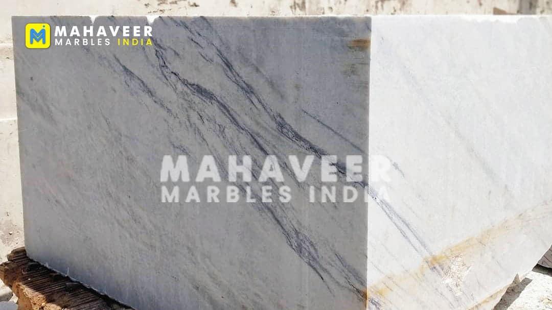 Makrana Kumari Marble Block