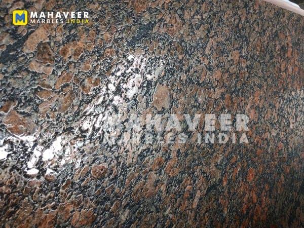 Brown Lappato Granite Price