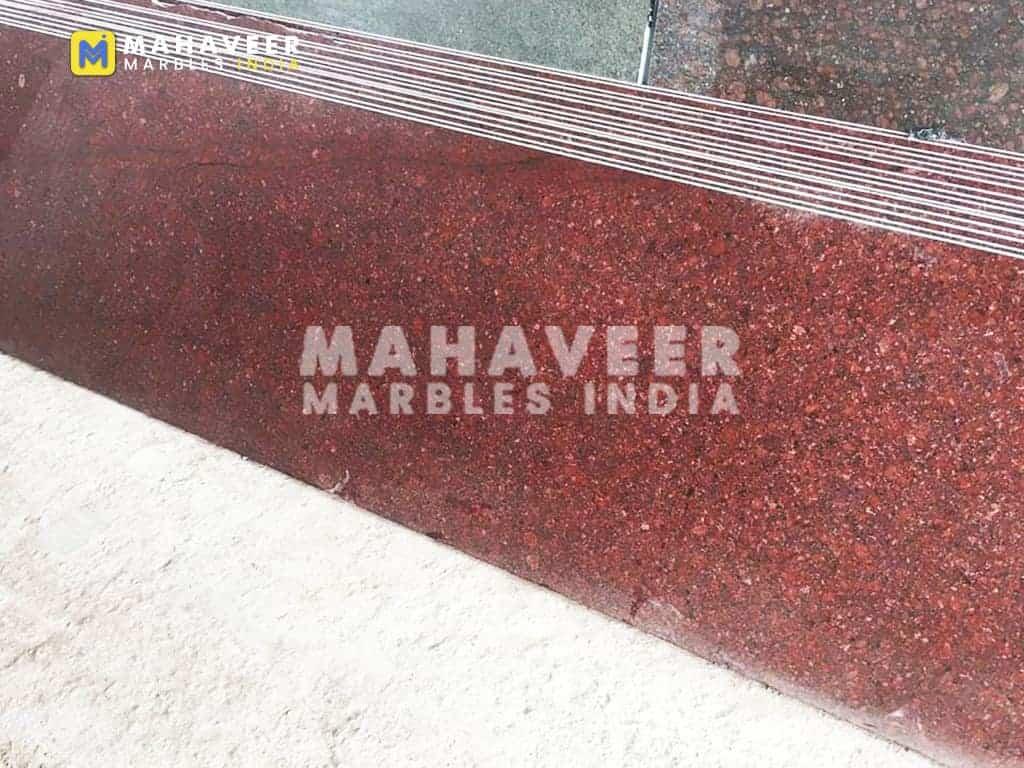 Red Ruby Granite Price