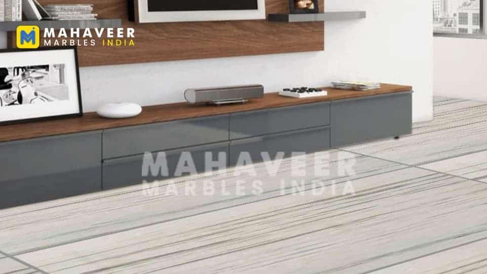 Brown Dungri Marble Flooring