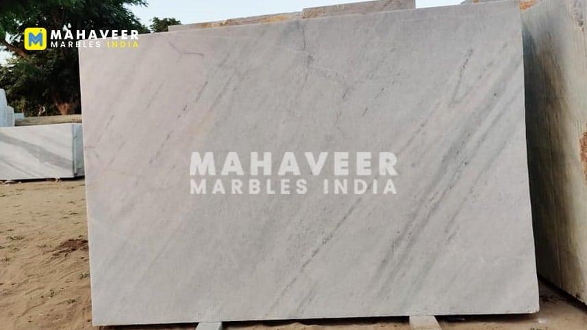 Makrana White Kumari Marble