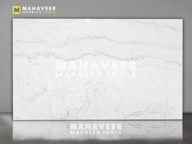 Makrana Brown Statuario Marble