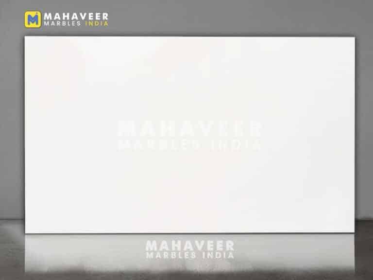 Makrana Pure White Marble