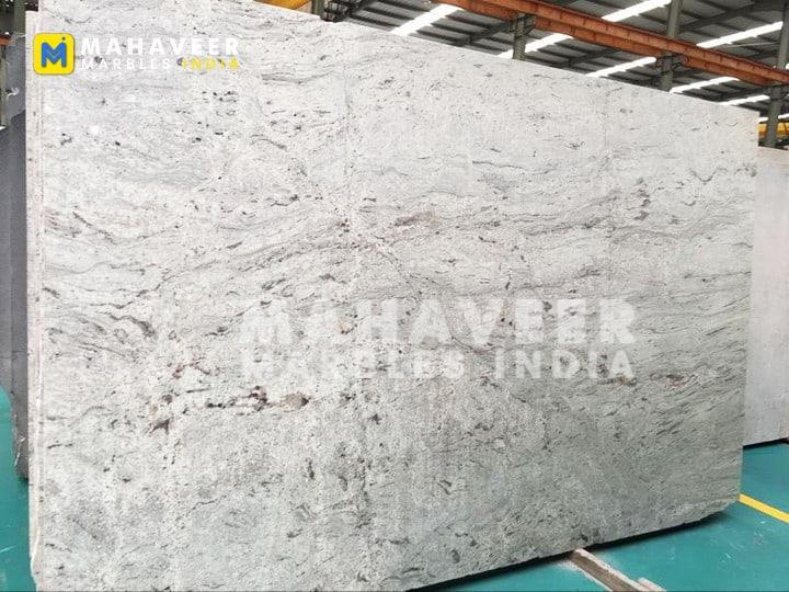 River White Granite S:ab