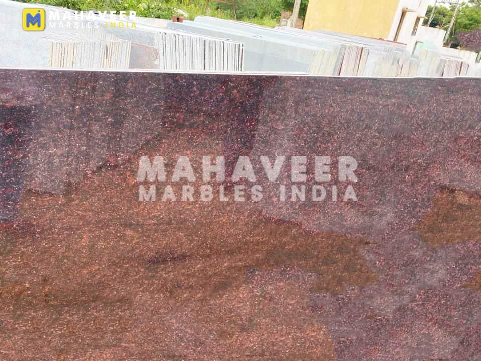 Leather Brown Granite Price