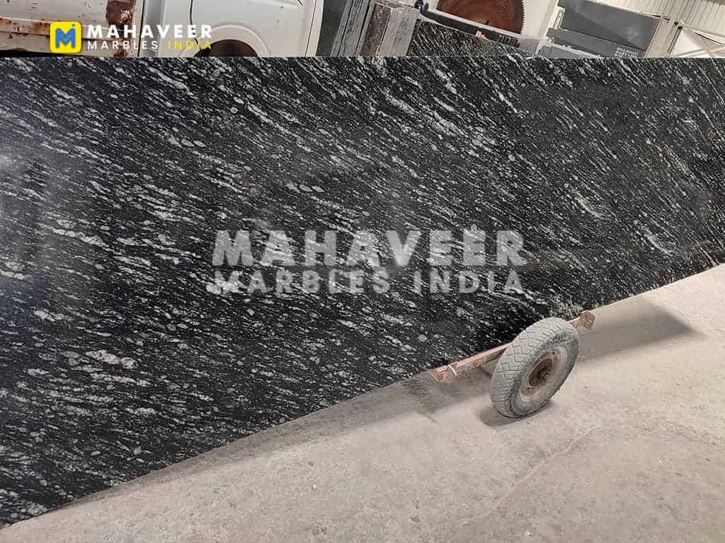 River Black Granite Price