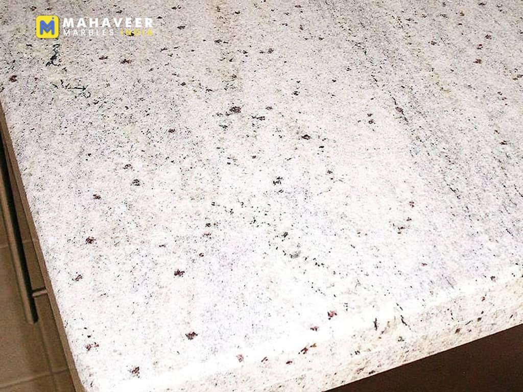 Kashmir White Granite Countertop