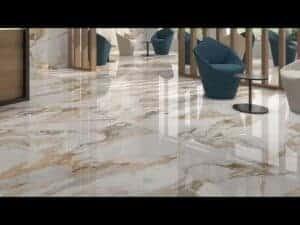 Bedroom Marble Flooring