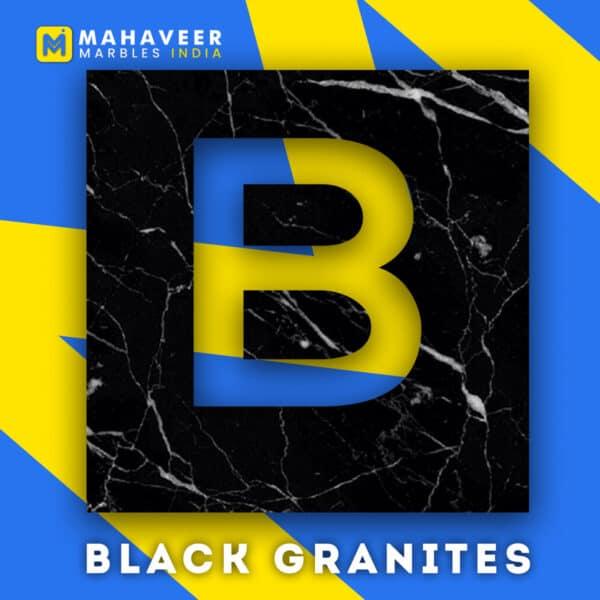 Black Granites