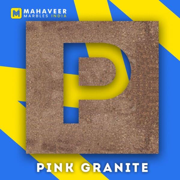 Pink Granites