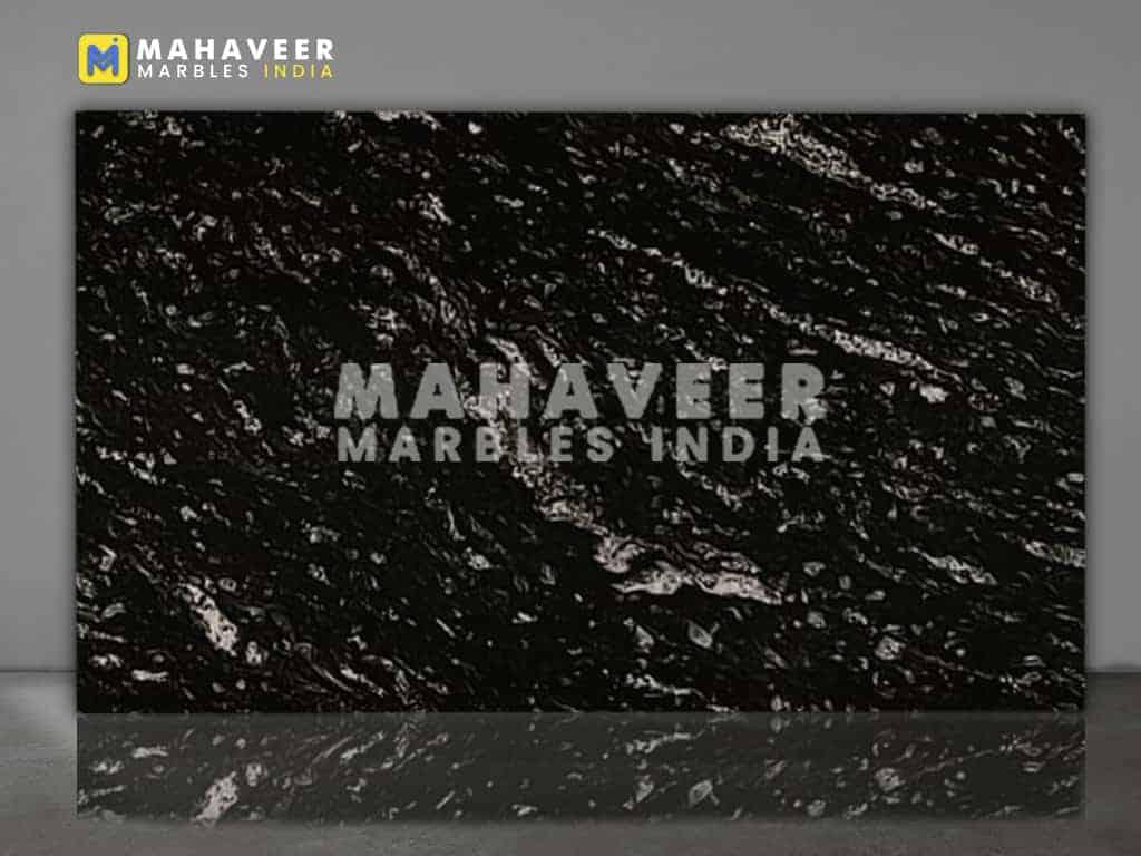 River Black Granite