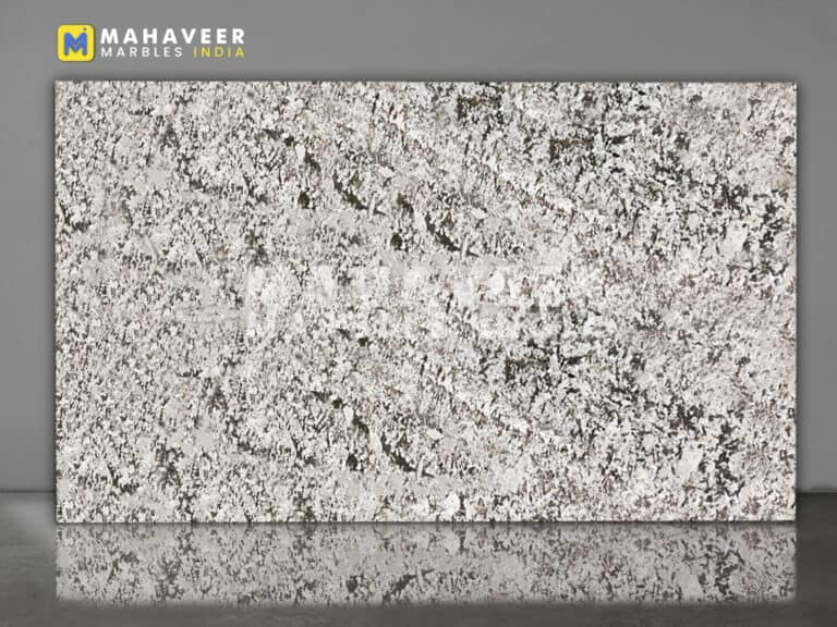 White Galaxy Granite Texture