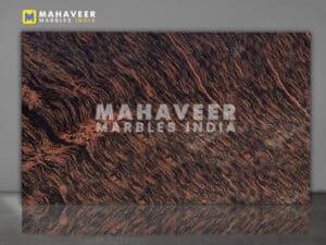 Tiger Brown Granite Texture