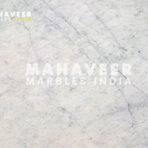 Indian White Carrara Marble Texture